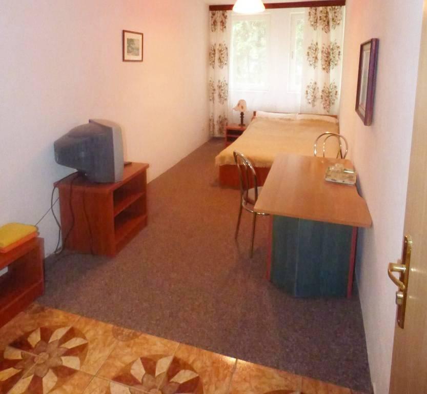 1 Osobowy Pokój z Łazienką Noclegi Olsztyn Hotel SAK