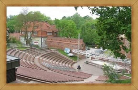 Amfiteatr Olsztyn imprezy masowe.