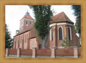 Bartąg Kościół parafialny Św. Jana Ewangelisty i Sanktuarium Opatrzności Bożej