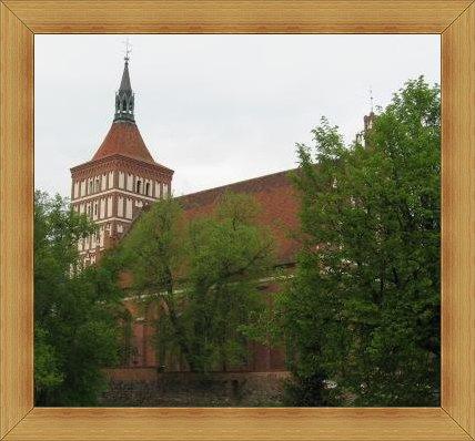 Katedra w Olsztynie Konkatedralna Bazylika Olsztyn Św. Jakuba