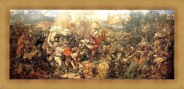 Bitwa pod Grunwaldem Olsztyn inscenizacja historii