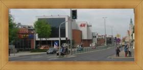 Centrum Handlowe AURA Olsztyn atrakcje sklepy firmowe, kino HELIOS Olsztyn