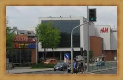 Kino Helios Olsztyn Galeria AURA centrum miasta