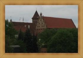 Muzeum Warmii i Mazur Zamek Olsztyn Mikołaja Kopernika dom.