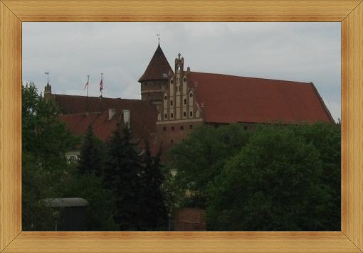 Muzeum Warmii i Mazur Zamek Olsztyn Mikołaja Kopernika dom