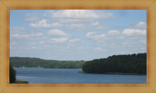 Warmia i Mazury atrakcje Olsztyn jeziora lasy