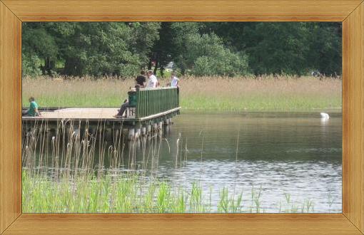 Ciepłe jeziora Olsztyn wypoczynek nad wodą.