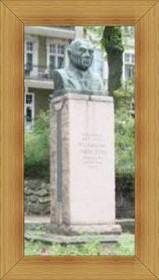 Pomnik Olsztyn Stefana Jaracza Wielkiego Polskiego Aktora