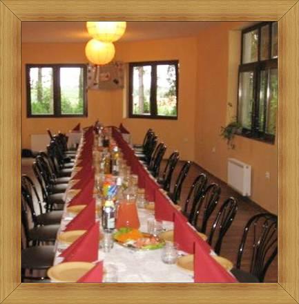 Restauracje Olsztyn przyjęcie rodzinne uroczysty obiad