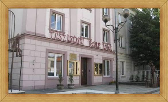 Teatr Lalek Olsztyn widowiska dla dzieci atrakcje