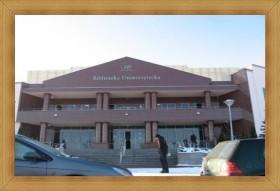 UWM Olsztyn Biblioteka akademicka Kortowo