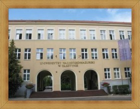 Uniwersytet Warmińsko - Mazurski w Olsztynie Rektorat UWM