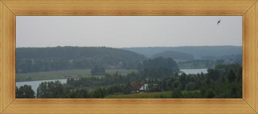 Jeziora Olsztyn i okolice jeziora Warmia i Mazury