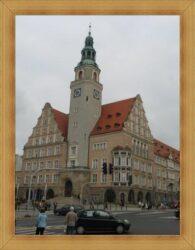 Urząd Miasta Ratusz Olsztyn centrum główne