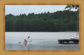 Atrakcje Olsztyn wczasy nad jeziorem.