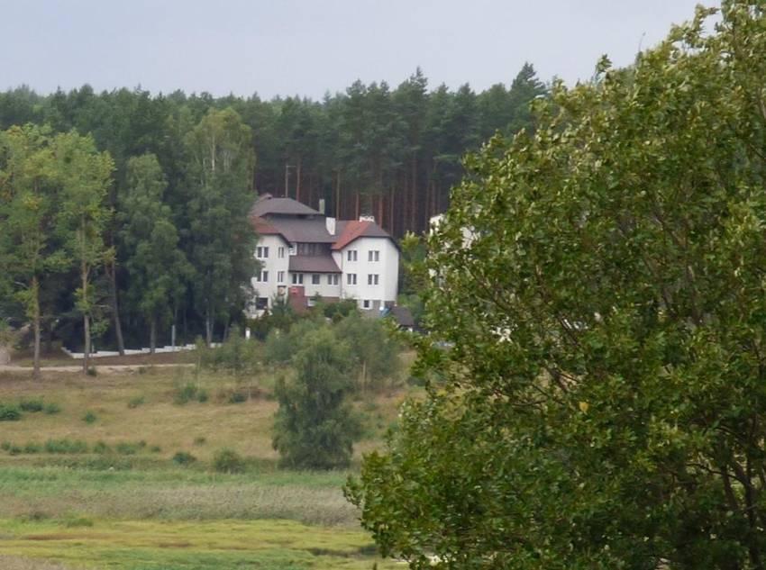 Olsztyn Hotel SAK w Krajobrazie Warmii i Mazur