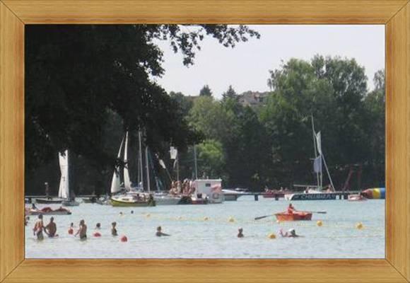 Ciepła woda w jeziorach Olsztyn kraina Warmia i Mazury