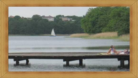 Jeziora Olsztyn plaże wielkie jeziora Warmia i Mazury