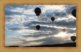 Balony loty Olsztyn atrakcje efekty specjalne
