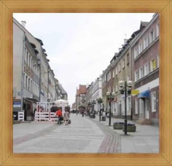 Tanie Hotele Olsztyn centrum starówka ul. Prosta - główna