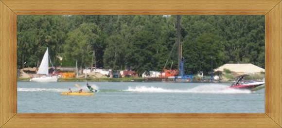 Sprzęt wodny Olsztyn jeziora atrakcje raj wodny