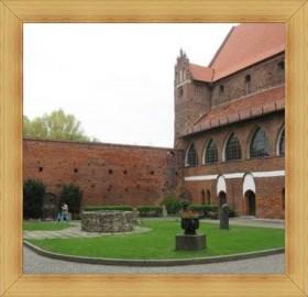 Muzeum Warmii i Mazur Olsztyn Zamek dom Mikołaja Kopernika