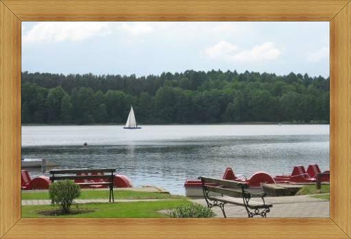 Podróże Olsztyn drogą wodną - szlaki na jeziorach