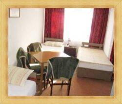 SAK Hotel Noclegi Olsztyn trzyosobowy pokój z łazienką TV, WiFi