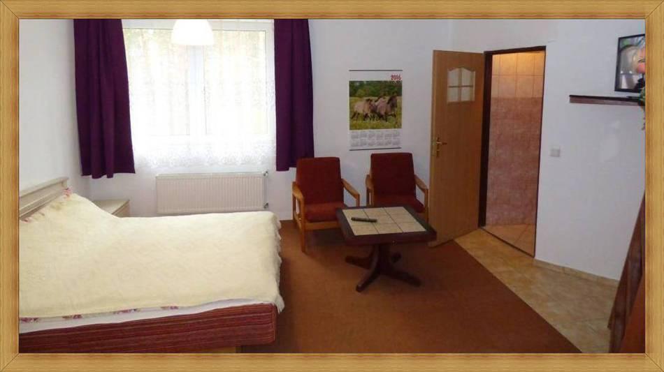 Olsztyn Hotelowy Pokój Dwuosobowy z Podwójnym Łóżkiem