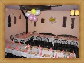 Uroczyste poczęstunki obiady w restauracji Olsztyn Hotel SAK