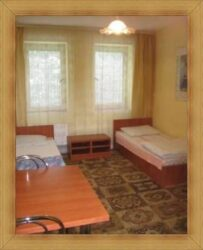 Hotel Olsztyn pokoje z łazienkami i śniadaniem