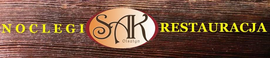 Noclegi SAK Olsztyn Restauracja