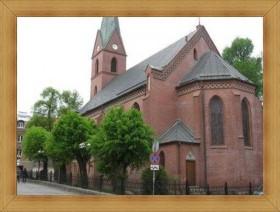 Kościół Olsztyn starówka ewangelicko-augsburski