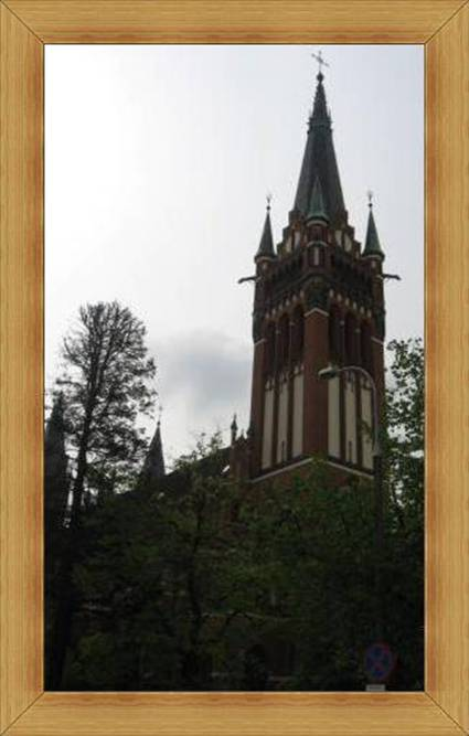 Kościoły Olsztyn Parafia Najświętszego Serca Pana Jezusa