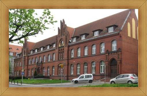 Poczta Główna Olsztyn centrum zabytki