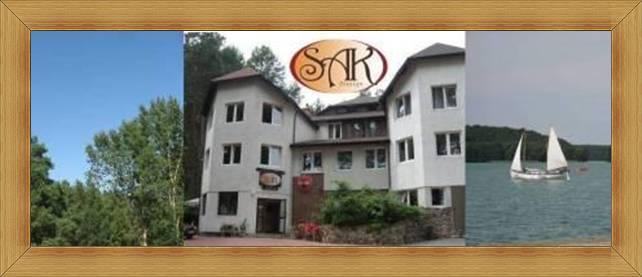 SAK Firma Olsztyn Hotel Restauracja całoroczne usługi noclegowe