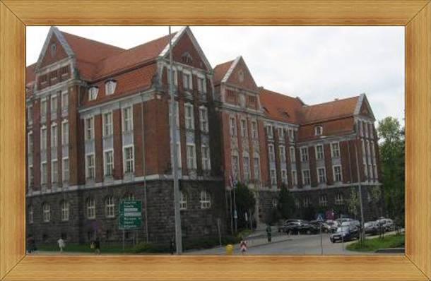 Urząd Marszałkowski Olsztyn centrum miasta
