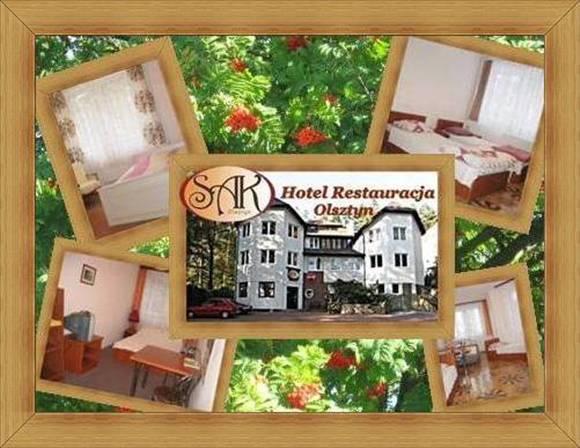 Hotel Olsztyn pokoje noclegi kwatery