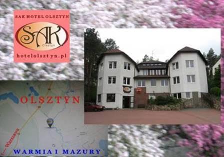 Tanie Noclegi Olsztyn Hotel