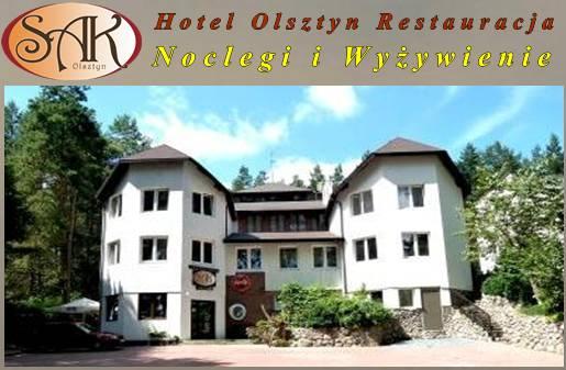 Rezerwacje Noclegów Olsztyn Hotel SAK
