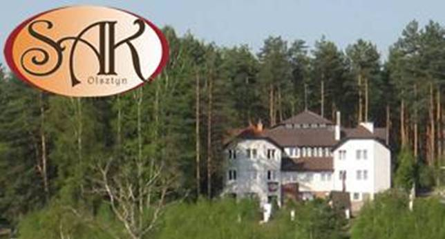 Hotel Leśniczówka w Olsztynie