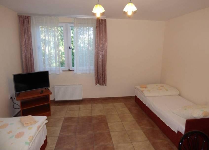 Ekonomiczny Hotel Olsztyn Noclegi 2 Os. Pokój