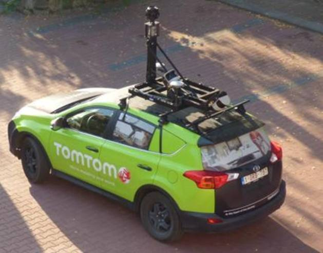 SAK Hotel Olsztyn - Street View Auto TomTom
