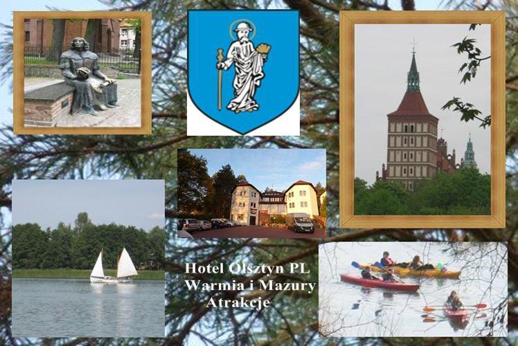 Hotel Olsztyn PL Warmia i Mazury Atrakcje