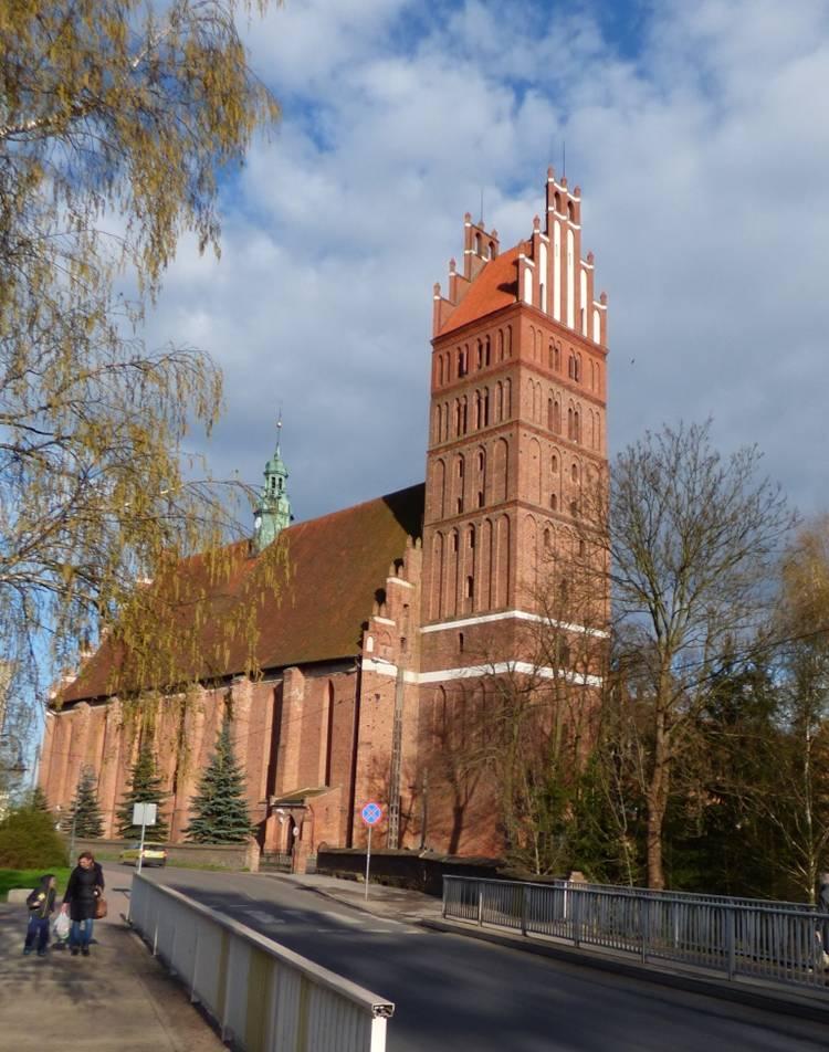 Kościół Najświętszego Zbawiciela i Wszystkich Świętych Dobre Miasto