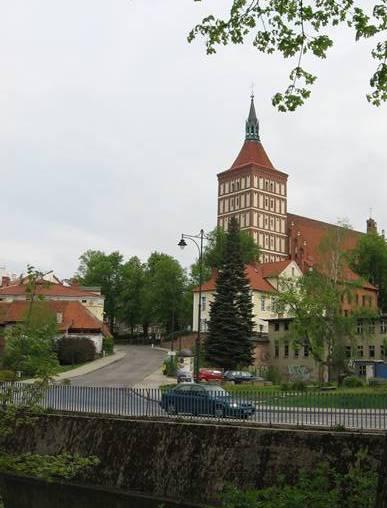 Katedra w Olsztynie Św. Jakuba