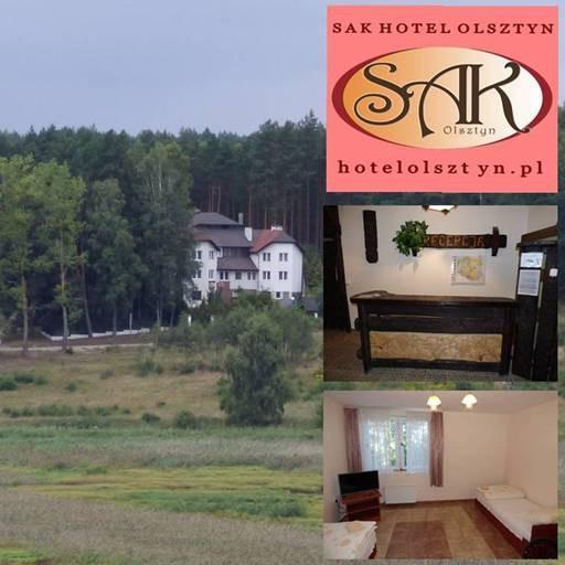 hotelolsztyn.pl - SAK Hotel Restauracja Olsztyn Noclegi w Naturze