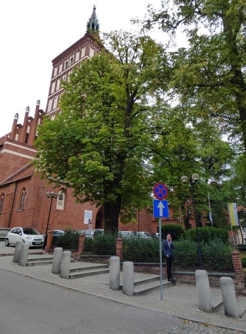 Katedra Św. Jakuba Olsztyn Starówka