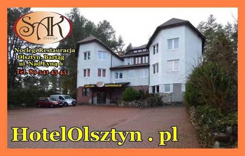 Noclegi dla Par Olsztyn Hotel SAK