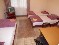 3-Osobowy Pokój z Łazienką Olsztyn Hotel SAK